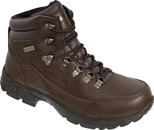 Trespass Unisex-Erwachsene Bergenz Combat Boots Braun (Brown)