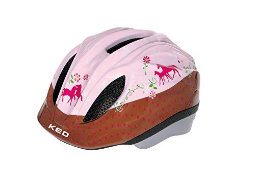Helmet Kids Pferdefreunde Kopfumfang S/M | 49-55cm 2019 Fahrradhelm ()