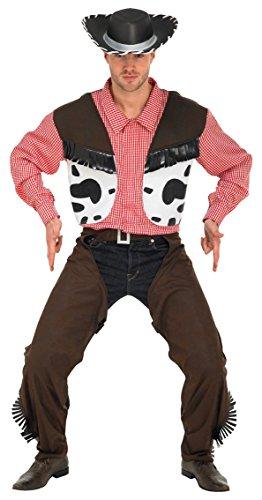 Imagen de rubie's 889508m  disfraz de vaquero para niño
