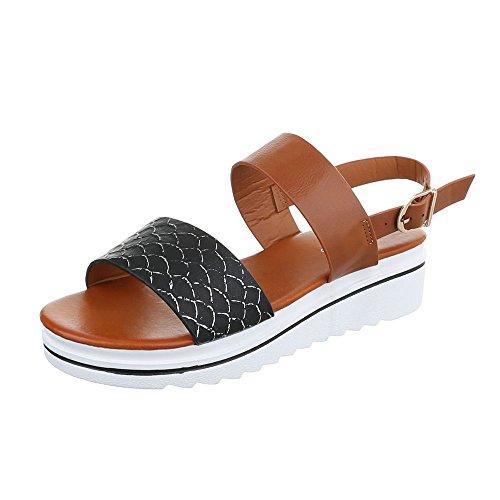 Senhoras Design Sandálias Sapatos Sandálias Modernos Italianos De Romanas Conforto Pretas Fivela Sandálias Sandálias xnvO4H