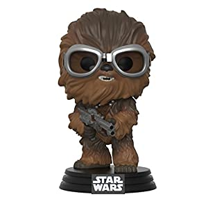 Funko Pop Chewbacca (Star Wars 239) Funko Pop Han Solo: Una Película de Star Wars