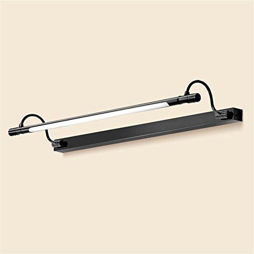 YU-K Retro Edison Industrial Style Wandleuchte Spiegelleuchte LED-Spiegel vorne Licht Bad Spiegelleuchte Bad Spiegelschrank Light Wandleuchte, B