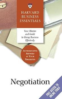 Negotiation (Harvard Business Essentials) de [Luecke, Richard, Harvard Business School Press]
