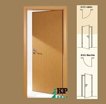 Baumarkt türen  CPL Zimmertür Tür Türen Innentüren Buche RSP DIN Rechts / 8-14,5 ...