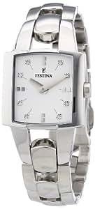 Festina - F16462/7 - Montre Femme - Quartz Analogique - Bracelet Acier Inoxydable Argent