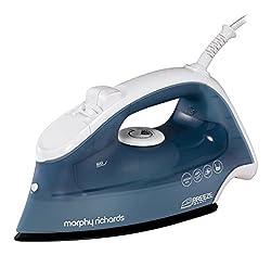 Blue: Morphy Richards 300277 Breeze Steam Iron, 2400 W, Blue