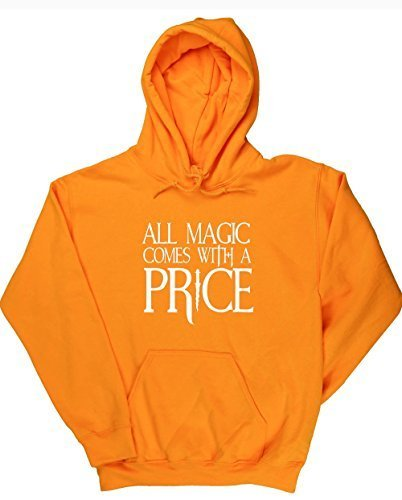 hippowarehouse-all-magic-comes-with-a-price-unisex-hoodie-hooded-top