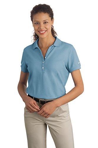 Nike - Polo -  - Polo - Col chemise classique - Manches courtes Femme Bleu - Skyline Blue