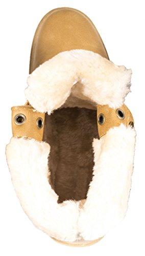 Elara - Stivali Donna Camel Sydney