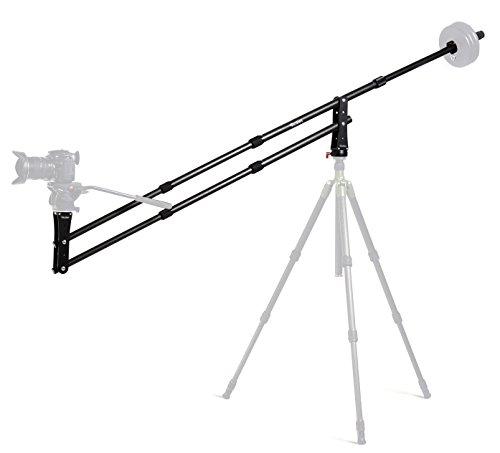 Rollei Mini Crane M1 Mini Gru per Fotocamera, Carico Massimo: