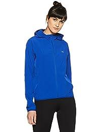 Calvin Klein Performance Hooded Slim Fit Wind Jacket