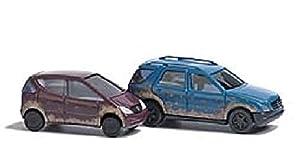 Busch - Juguete de modelismo ferroviario N escala 1:148 (BUE8329)