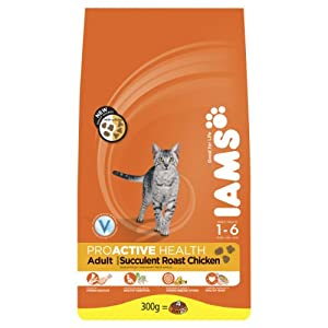Iams Dry Cat Food Adult