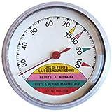 Guillouard - 12661 - Thermometre pour sterilisateur 100øc
