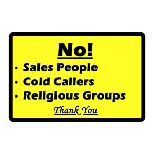 Door to cold calling rules for dating 8