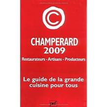 Guide Champérard 2009