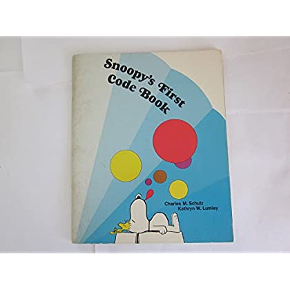 Snoopy's first code book