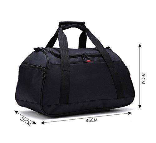 LAIDAYE Mobile Tasche Fitness-Paket Mit Großer Kapazität Gepäcktasche Sporttasche Fitnesstasche Große Kapazität Handtasche 1