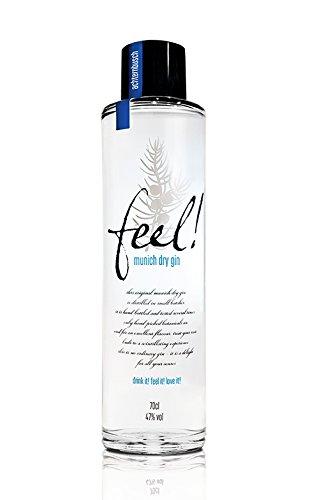 Feel! Munich Dry Gin (1 x 0.5 l)