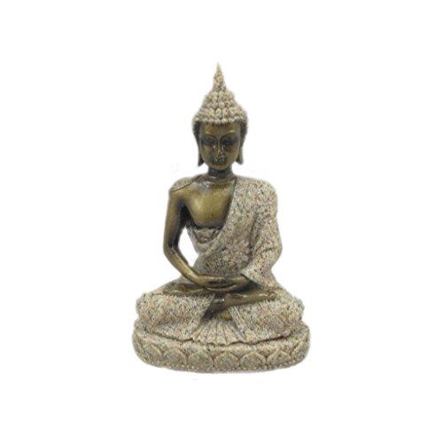 Estatua Estatuilla Piedra Arenisca Escultura Buda
