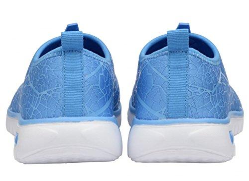 Dolcis , Sandales Compensées femme Bleu