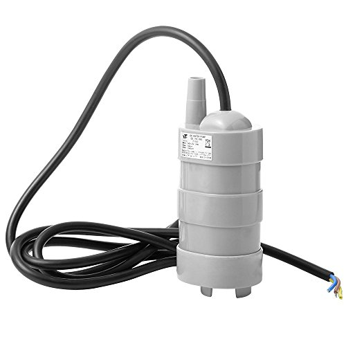 Preisvergleich Produktbild XCSOURCE JT-550 1000 L / H Tauchpumpe Unterwasserpumpe Badepumpe 5M / 16.4ft DC12V mit Kabel TE485