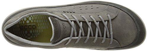 Ecco Ecco Biom Grip Ii, Chaussures de fitness outdoor homme Gris - Grau (DARK SHADOW/DARK SHADOW/HERBAL)