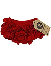 metallimonsters Rouge ruché Culotte bouffante