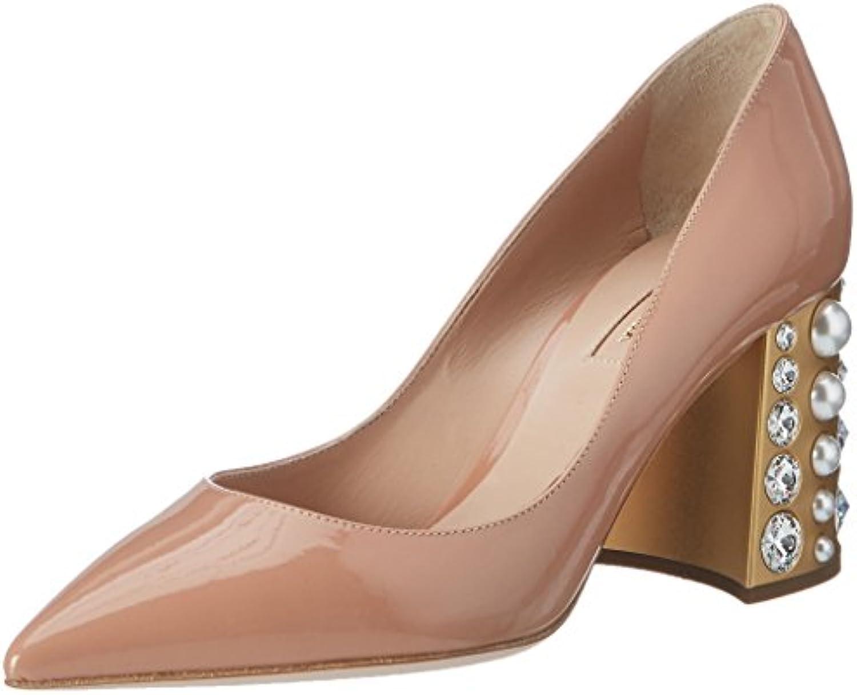 Sebastian Damen S7363VERCAM Pumps 2018 Letztes Modell  Mode Schuhe Billig Online-Verkauf