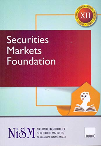 Securities Markets Foundation (XII) (May 2019 Edition)