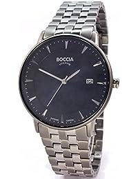 Boccia Herren-Armbanduhr 3607-03