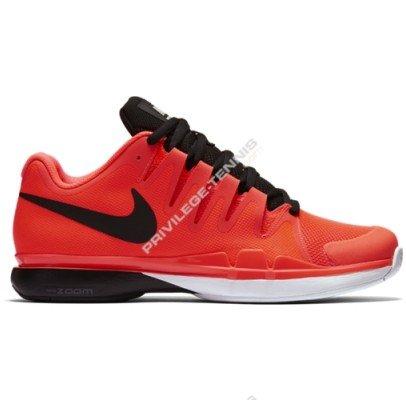 Nike Herren Zoom Vapor 9.5 Tour Turnschuhe, Dunkelviolett (Morado (Ttl Crimson/Blk-Drk Gry-White), 43 EU
