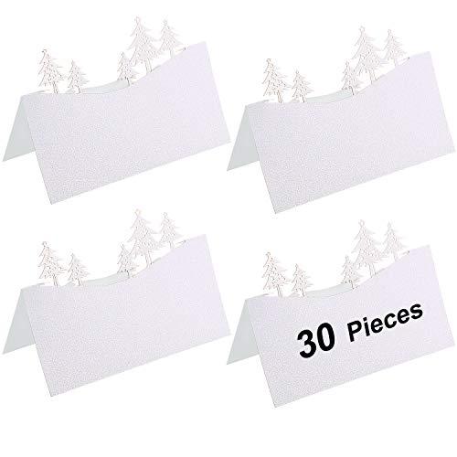 Tischkarten Gold 50 Stk 10x10 Cm Platzkarten Goldene