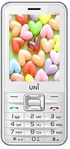 UNI N28 Dual SIM mobile phone(White)