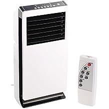Sichler Haushaltsgeräte Design-Verdunstungs-Luftkühler mit Ionisator LW-440