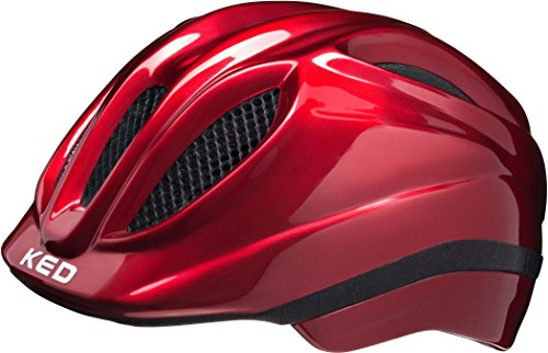 KED Meggy II Helmet Kids Red Kopfumfang XS | 44-49cm 2018 Fahrradhelm
