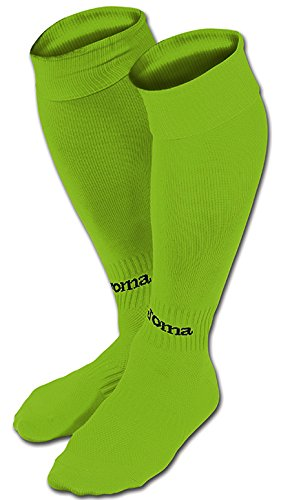Joma - Chaussettes CLASSIC Vert Fluo Taille - 34/39