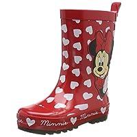 Disney Girls Kids Rainboots Boots Wellington