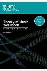 Theory of Music Workbook Grade 5 (Trinity Guildhall Theory of Music) Sheet music
