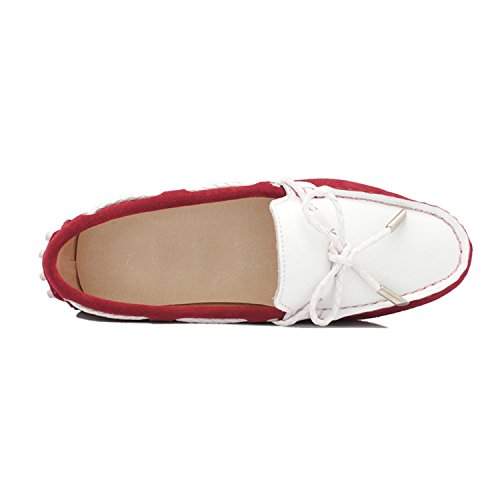 Minitoo - Ballet donna Wine Red/White