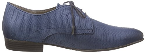 Tamaris - 23304, Scarpe stringate Donna Blu (Blu (Navy 805))