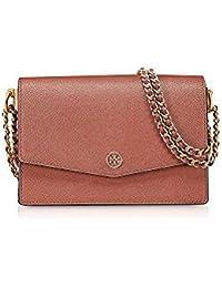 937441c460c Tory Burch Women s 50212235 Pink Leather Shoulder Bag