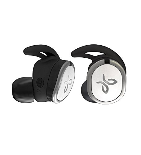 Jaybird Run -Auriculares inalámbricos Deportivos (Bluetooth 4.1, iOS y Android) Color Drift Blanco