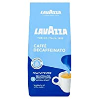 Lavazza Caffe Decaffeinated Coffee 250 g (Pack of 8)
