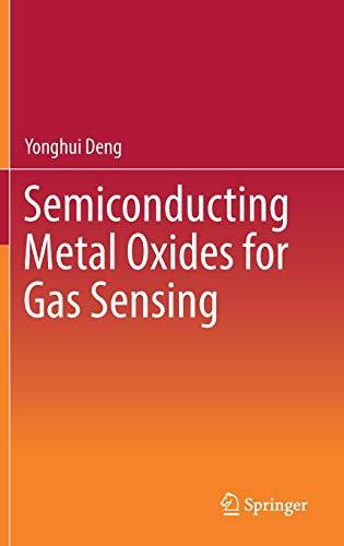 Semiconducting Metal Oxides for Gas Sensing -