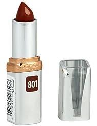 L'ORÉAL Lippenstift, Color Riche, Serum Anti- Age 801 Chocolate Spice