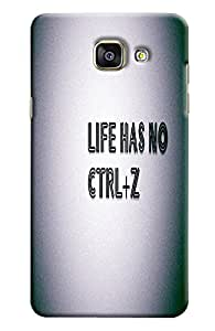 FindStuff Printed Back Cover For Samsung Galaxy A3 2016