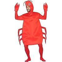 Amazones Disfraz Cangrejo Envio Internacional Elegible Juguetes - Disfraz-de-cangrejo-nio