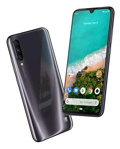 Xiaomi Mi A3 4GB 64GB Qualcomm Snapdragon 665 Main camera from 48 MP 4,030 mAh (typical) Global EU global version