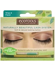 EcoTools Wispy and Flared Lashes, 0.03 Ounce by Paris Presents Incorporated
